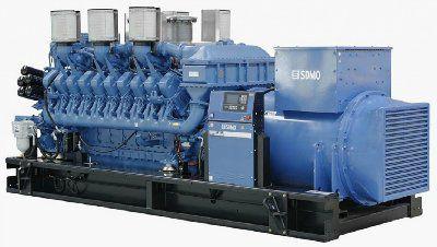 Дизельная электростанция SDMO EXEL X2850C