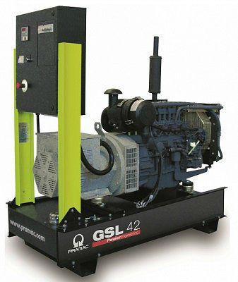 Дизель-генераторная установка PRAMAC GSL42D