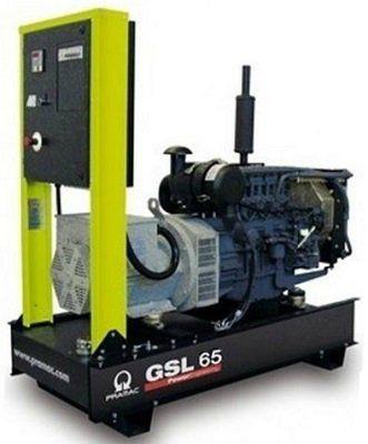 Дизель-генераторная установка PRAMAC GSL65D