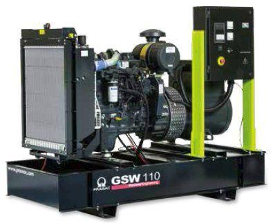 Дизель-генераторная установка PRAMAC GSW 200P