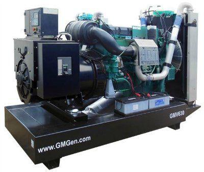 Дизельная электростанция GMGen GMV600