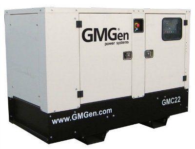 Дизельная электростанция GMGen GMC22S