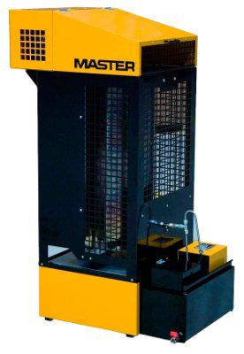 WA 33B MASTER теплогенератор на отработанном масле 4517.054