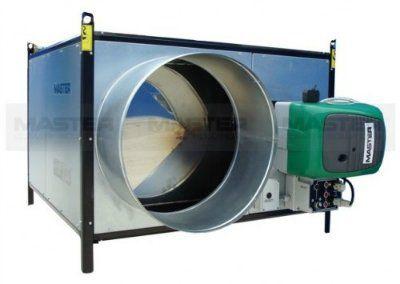 GREEN 690 MASTER теплогенератор отработанном топливе, стационарный
