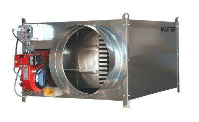 GREEN 310SG MASTER теплогенератор магистральный газ, стационарный