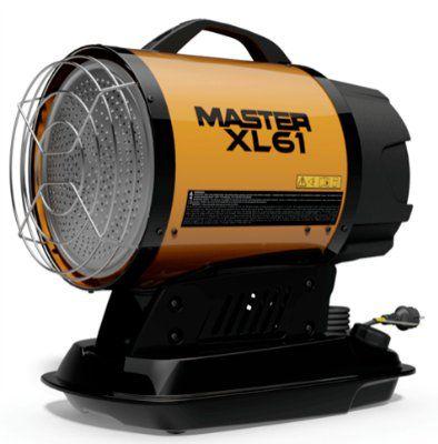 XL 61 MASTER теплогенератор дизельныйинфракрасный 4011.100