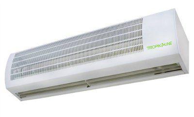T118W20 ТРОПИК тепловая завеса, водяная
