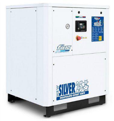 Винтовой компрессор FIAC NEW SILVER 25 (10 БАР)
