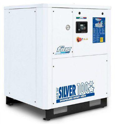 Винтовой компрессор FIAC NEW SILVER 100 (8 БАР)