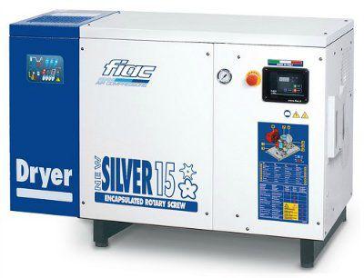 Винтовой компрессор FIAC NEW SILVER D* 15 (8 бар)