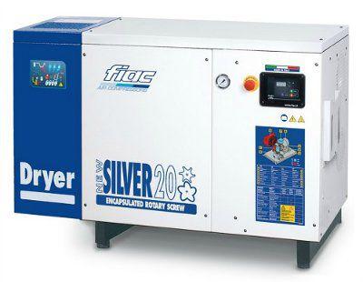 Винтовой компрессор FIAC NEW SILVER D* 20 (8 бар)