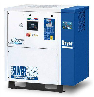Винтовой компрессор FIAC NEW SILVER D* 25 (10 бар)