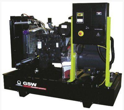 Дизель-генераторная установка PRAMAC GSW110V