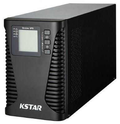 Источник бесперебойного питания KSTAR UB10 with battery, 1000VA/900W