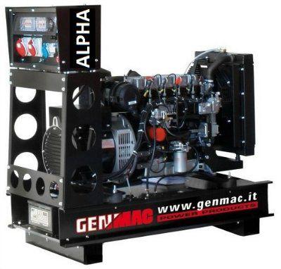 Дизель генератор GENMAC G40Y