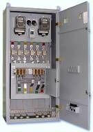Шкаф ВРУ1-23-55 с БАУО без счетчиков вводно-распределительный