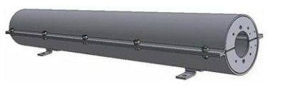 Кожух стальной разъемный КСР-2 У2