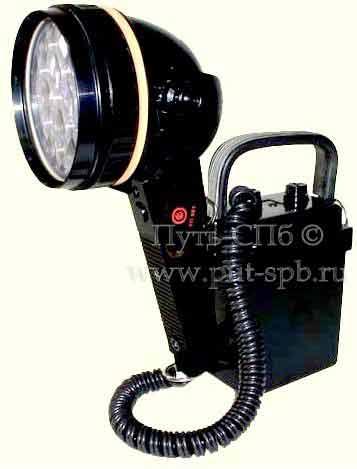 фонарь-фара фр-6