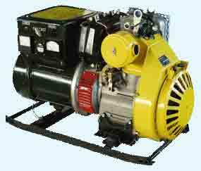 Электроагрегат АД4-Т230-ВМ5-Ж, 186F