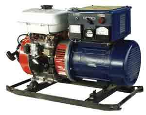 Электроагрегат АД6-30, Honda