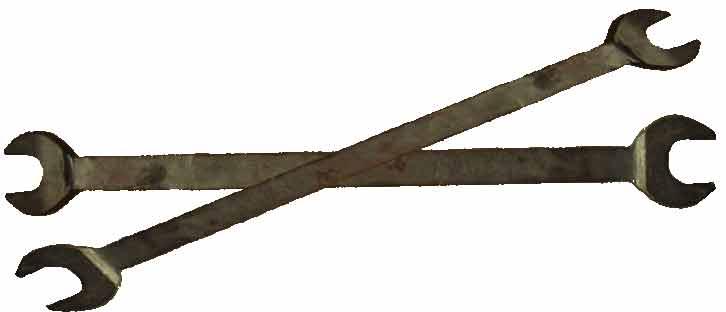 Ключ путевой 41х42