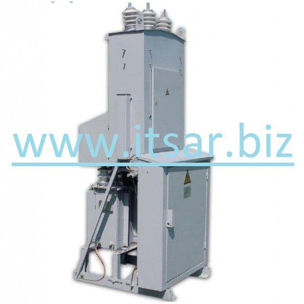 КТП-100/10/0,4 С РЛНД трансформаторная подстанция