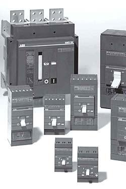 Автоматический выключатели фирм АВВ Emax 3200 А