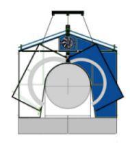 Палатка сварщика цельнометаллическая «ПСМ»