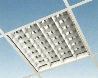 418 ARS/R 595 Светильник с алюминиевым зеркальным отражателем