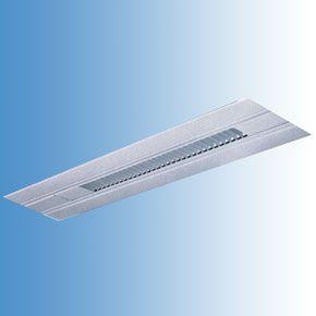 118 AL  Светильник для реечного потолка шириной рейки 100 мм.