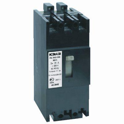 Выключатель автоматический АЕ2066М1-100-160А-10Iн-400AC-У3