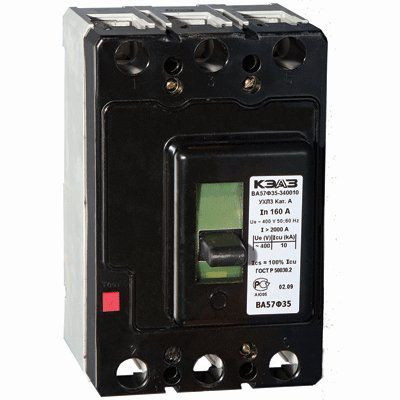 Выключатель автоматический ВА57Ф31-32А-400-400AC-УХЛ3