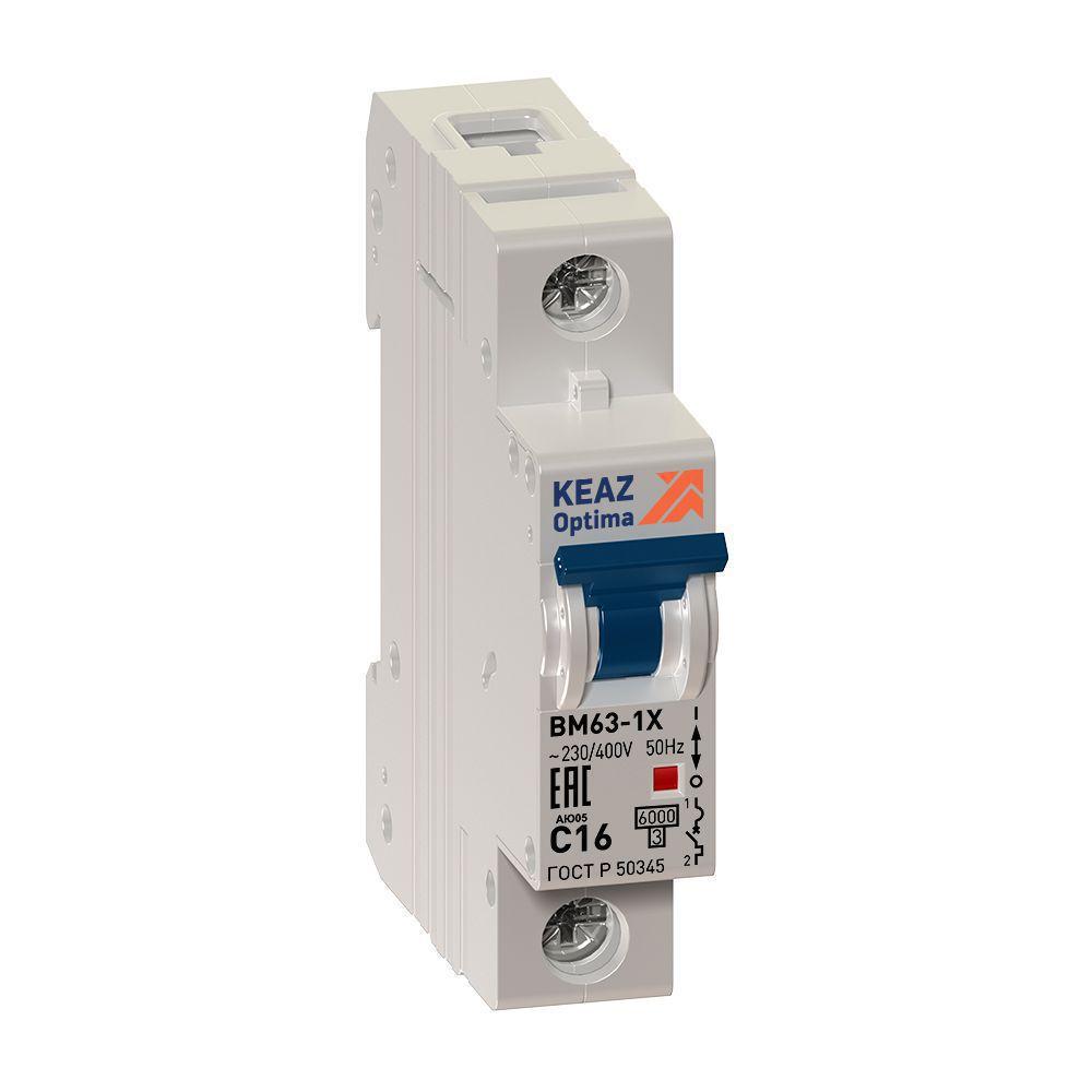 Выключатель нагрузки OptiDin BM63P-163-УХЛ3