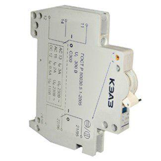 Модуль свободных и сигнальных контактов OptiDin BM63-УХЛ3