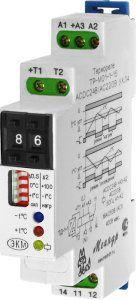 Реле контроля температуры ТР-М01-1-15 ACDC24В/АС230В УХЛ4 без датчика (термореле) возможно Вам подойдет замена  ТР-15 ACDC24В/АС230В УХЛ4 без датчика