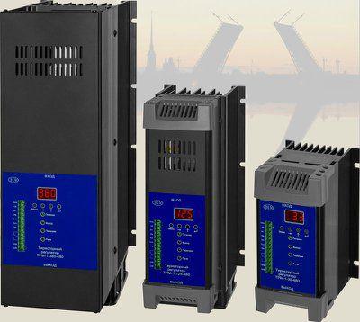Трехфазные регуляторы мощности ТРМ-3М-80-RS485