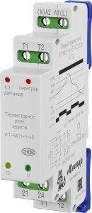 Термисторная защита РТ-М01-1-15 АС230В УХЛ2 , контроль температуры с помощью РТС ( при заказе больше 10 шт.- скидка 18%)