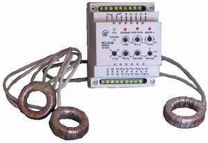 Универсальный блок защиты асинхронных электродвигателей УБЗ-301 5-50 А