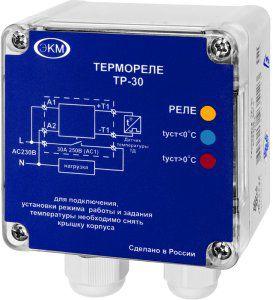 Реле контроля температуры ТР-30 АС230В УХЛ4