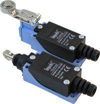 Концевые выключатели TZ-8167 Шток пружинный на отклонение, реле 5А, н.о.+ н.з, IP65