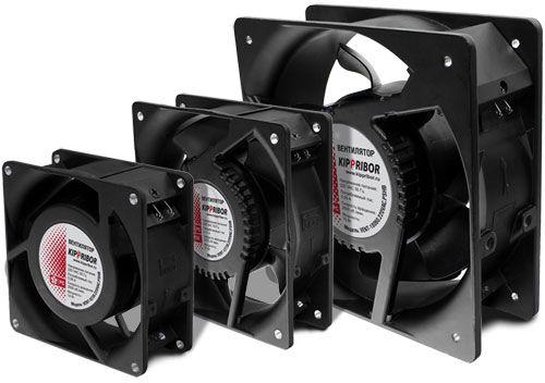 Вентиляторы охлаждения VENT-22580.24VDC.9MRHB KIPPRIBOR
