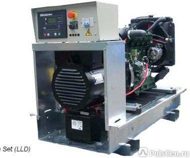 Дизельная электростанция Lister Petter LLD140 9,6кВт(Англия)