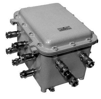 Коробка соединительная взрывозащищенная КСВ-1И