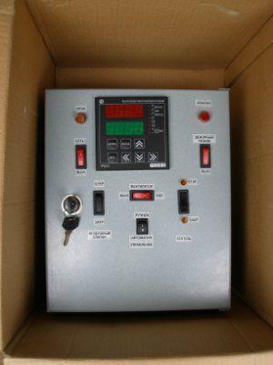 Система автоматического управления САУ-1.Распродажа - остаток 1 шт (некомплект, без шарового крана).