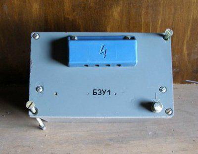 Блок запального устройства БЗУ 1 (с хранения)