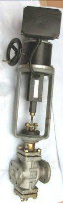 Клапан с ЭИМ типа ЕСПА 25ч940нж (Dу 25мм, Ру 1,6МПа)