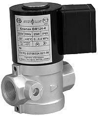 Клапан эл/м kromschroder VG15/12 R18NT31 (ду-15, ру-1,8 бар, 220/240В, 50/60Гц)