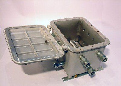 Коробка соединительная взрывозащищённая КСВ-1-1И