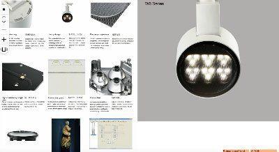 Светильник светодиодный для музейного и галерейного освещения W-Series 24W