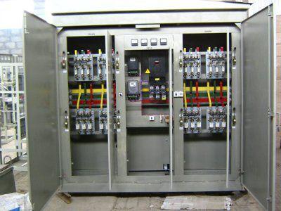 Комплектная трансформаторная подстанция для городских электрических цепей КТПГС 160/10(6)/0,4 (Отходящие линии 1х100А, 2х250А, 2х400А)